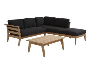 4 Seasons Outdoor Polo met chaise longue concept, louncheset