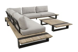 4 Seasons Outdoor Duke loungeset hoekbank