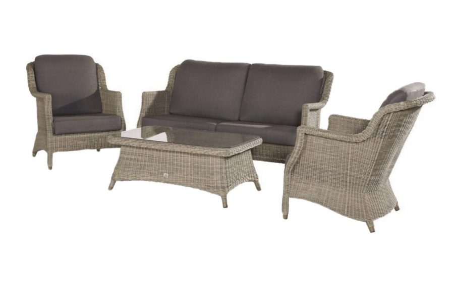 4 Seasons Outdoor Del mar loungeset
