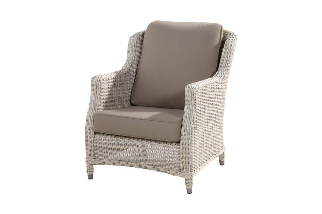 4 Seasons Outdoor Brighton loungestoel, tuinstoel, tuin fauteuil