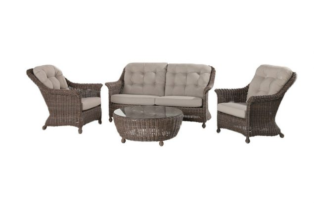 4 Seasons Outdoor Madoera loungeset