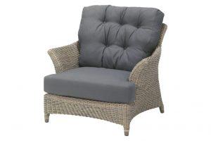 4 Seasons Outdoor Valentine loungestoel. 4 Seasons Outdoor Valentine fauteuil