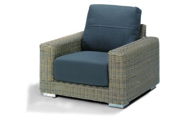 4 Seasons Outdoor kingston loungestoel fauteuil