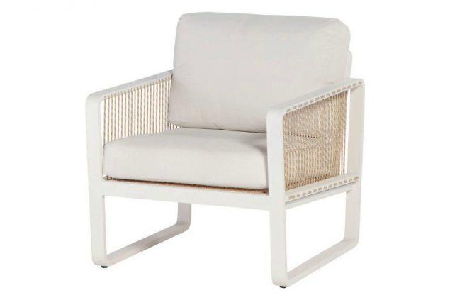 4 Seasons Outdoor largo loungestoel, tuin fauteuil