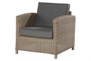 4 Seasons Outdoor lodge loungestoel, 4 Seasons outdoor fauteuil