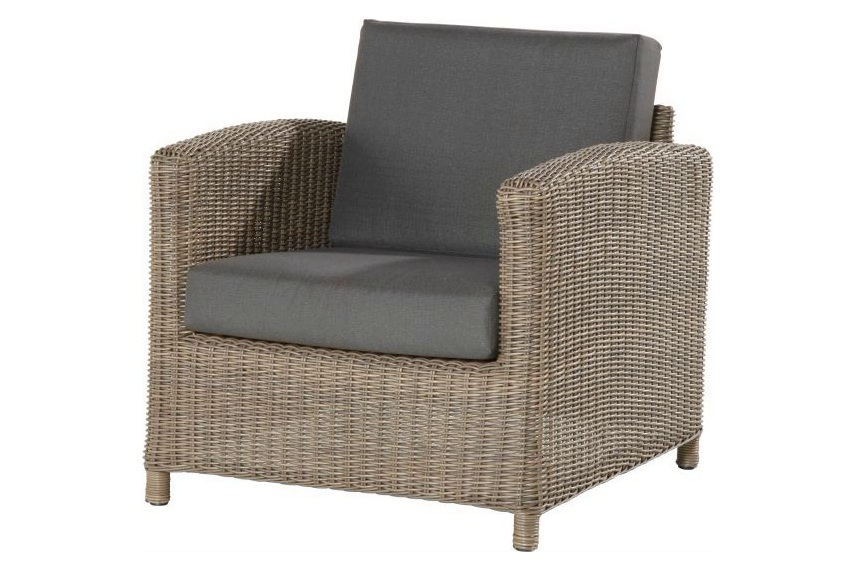 4 Seasons Outdoor lodge loungestoel, 4 Seasons outdoor fauteuil