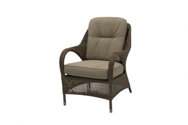 4 Seasons Outdoor sussex loungestoel. 4 Seasons Outdoor fauteuil