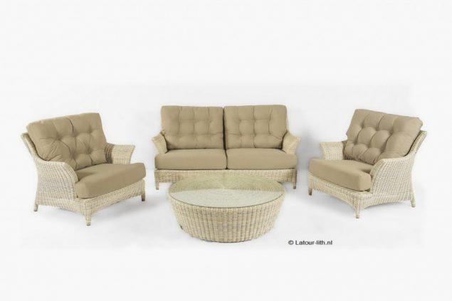 4 Seasons outdoor valentine loungeset provance