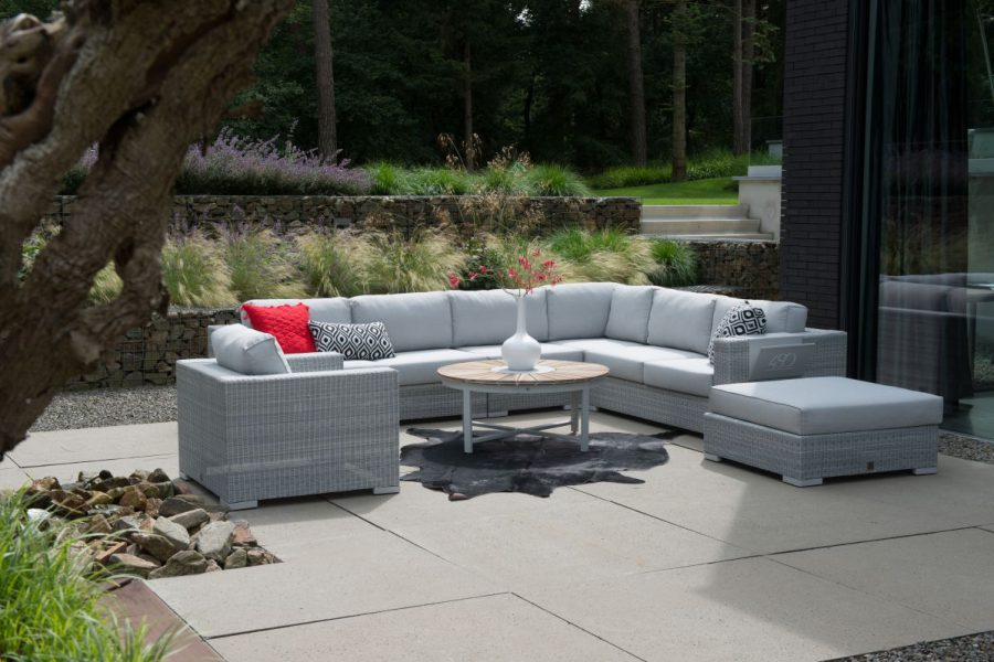 4 Seasons Outdoor Lucca loungeset