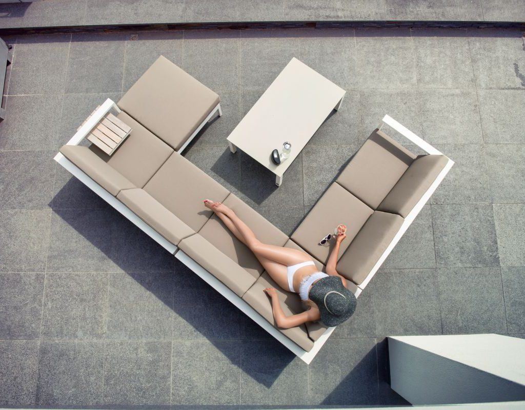 4 Seasons Outdoor Cosmo loungeset