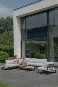4 Seasons Outdoor Duke loungeset hoekbank platform loungeset