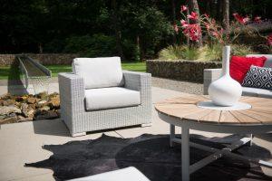 4 Seasons Outdoor Lucca loungestoel