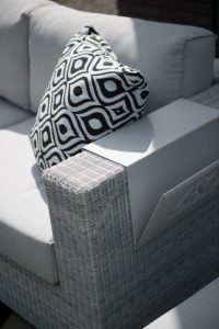 4 Seasons Outdoor Lucca polyloom ice