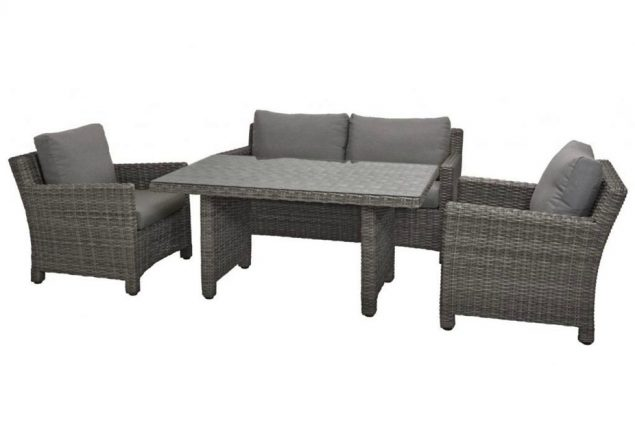 Taste by 4 Seasons Adora cosy loungeset nero