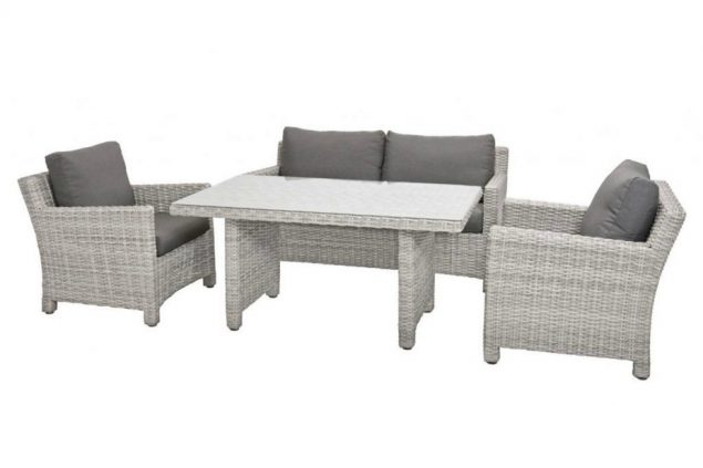 Taste by 4 seasons adora cosy loungeset frost