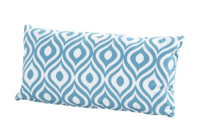 4 Seasons Outdoor pinamar aqua 30 x 60 cm sierkussen