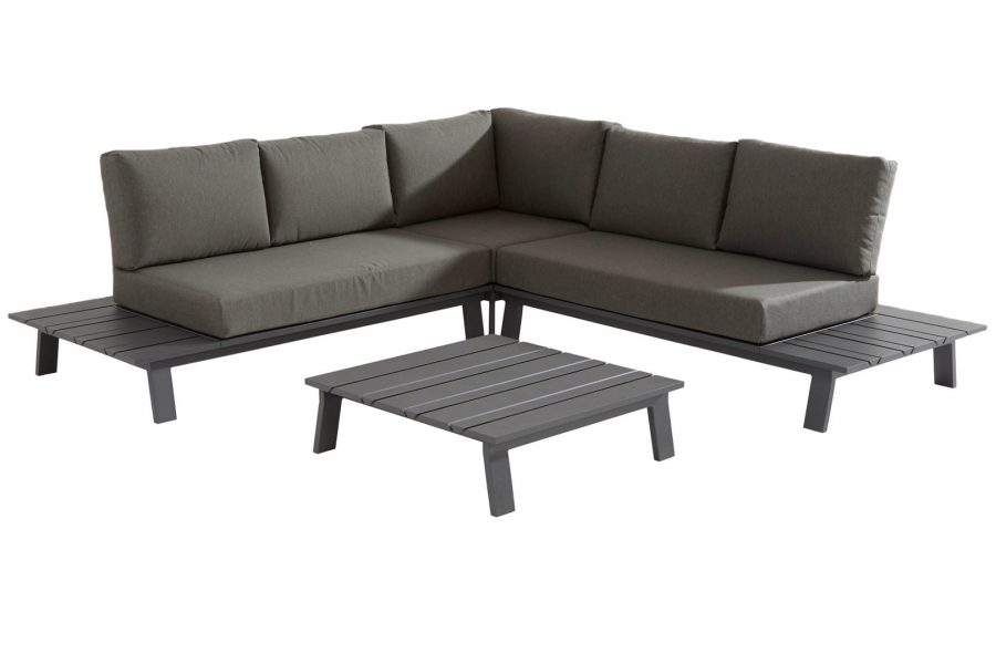 Taste by 4 Seasons outdoor sofia loungeset, hoekbank, platform loungeset