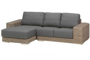 4 Seasons Outdoor kingston chaise - longue rechts